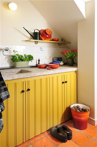 Keuken landelijke stijl