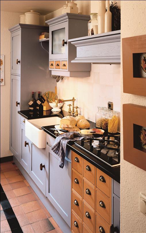 Oud hollands keuken