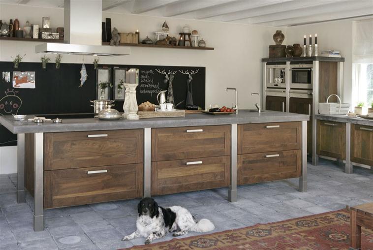 Moderne keuken Ecokeukens