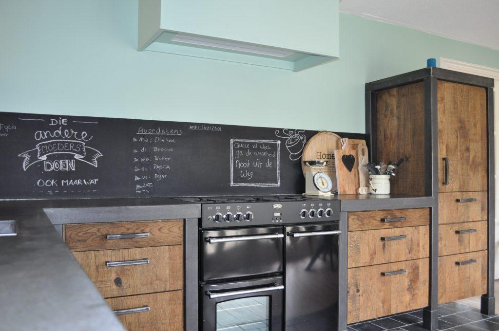 Keuken in Assen