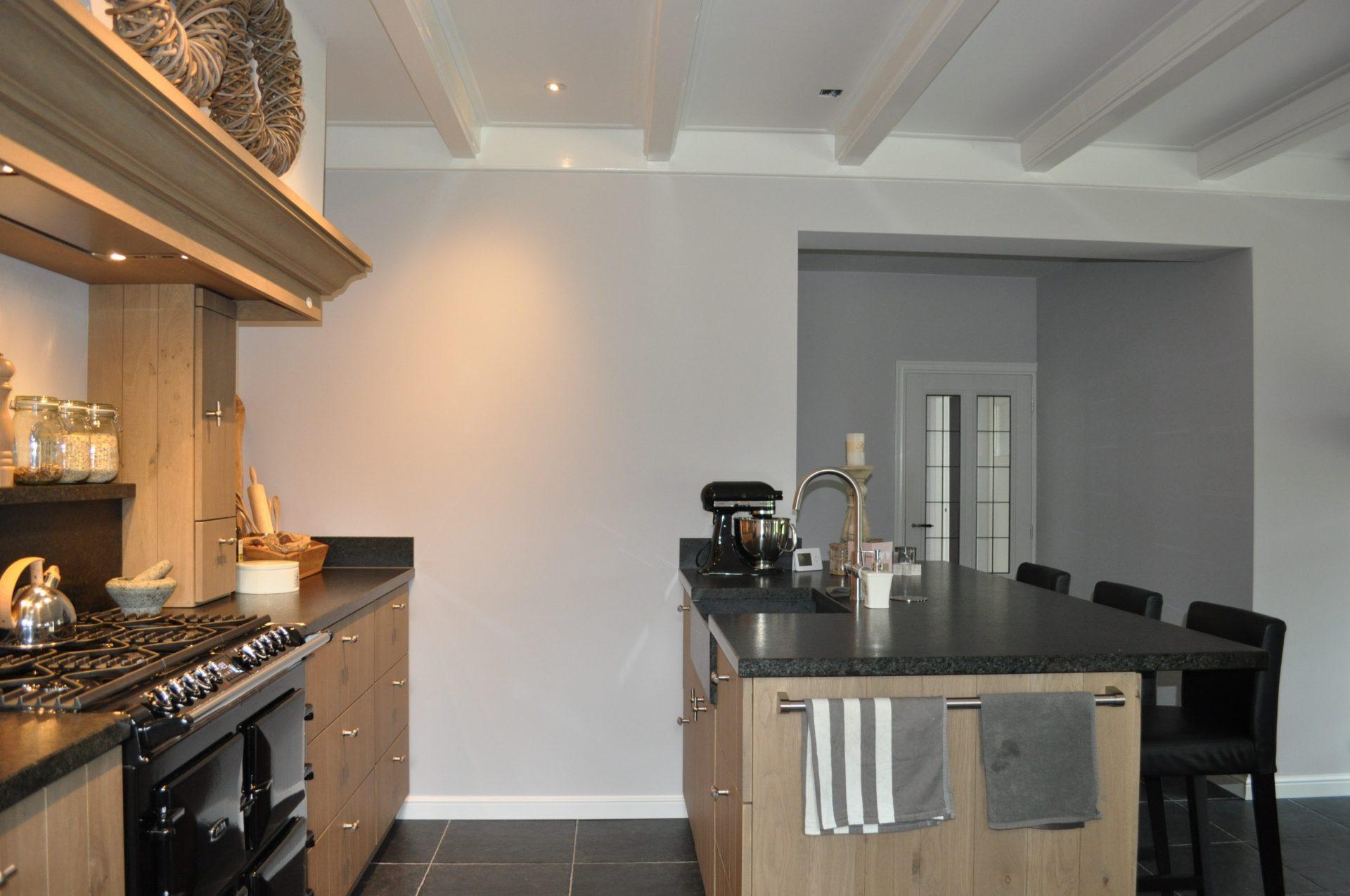 Stoere Keuken Grey : Landelijke keukens eco keukens