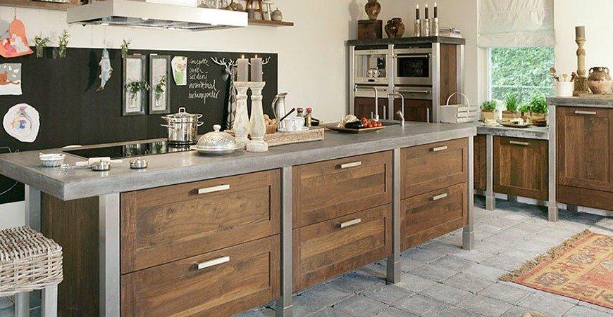 Moderne keuken Drenthe