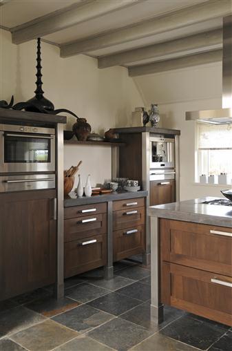 Moderne keuken Geesbrug